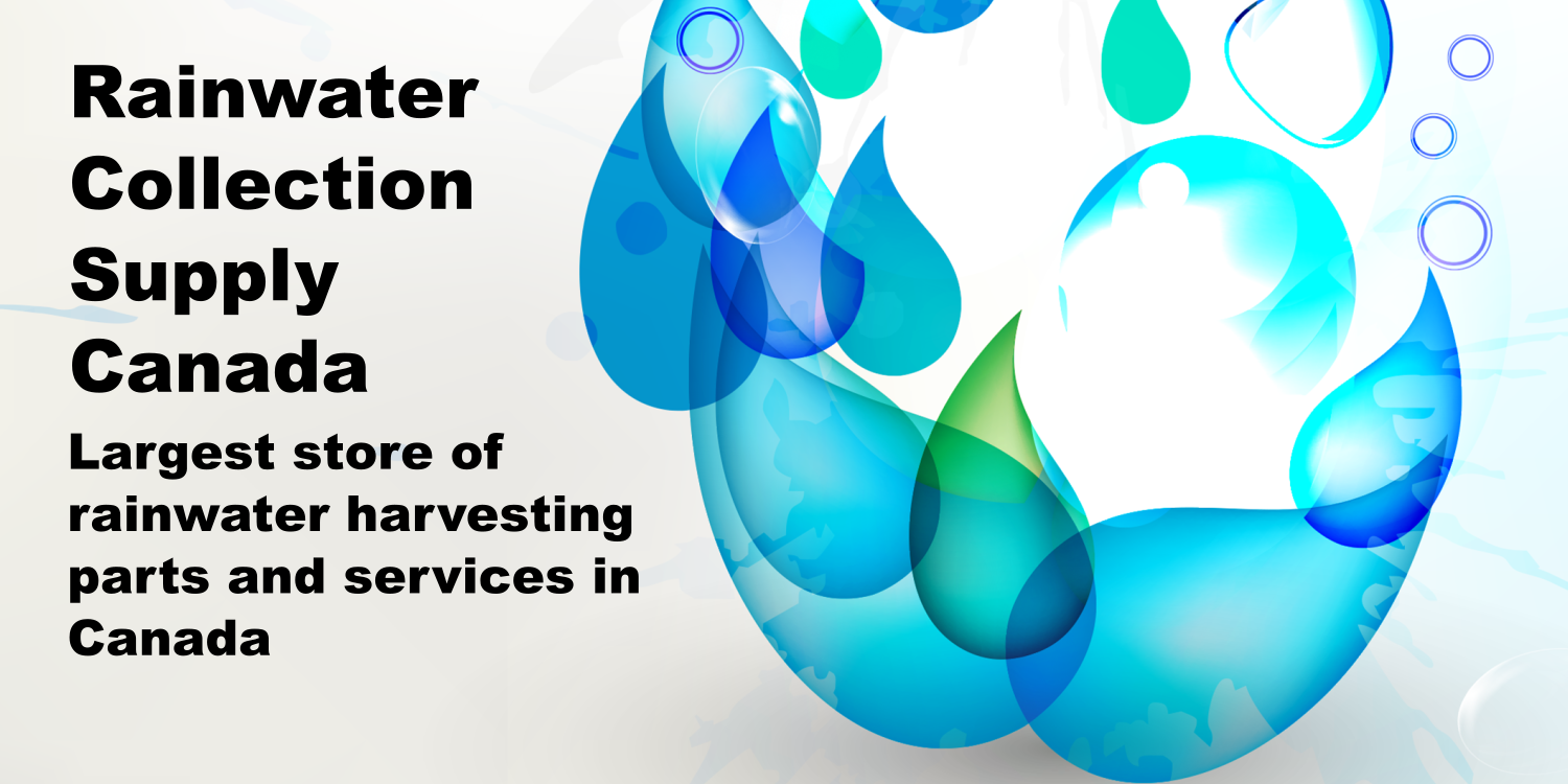 rainwater harvesting and collection canada