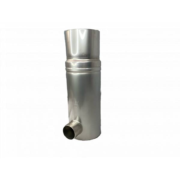 Wisy Downspout Rainwater Filter SS