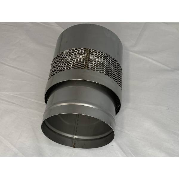 Smoothing inlet for prefilter for sale