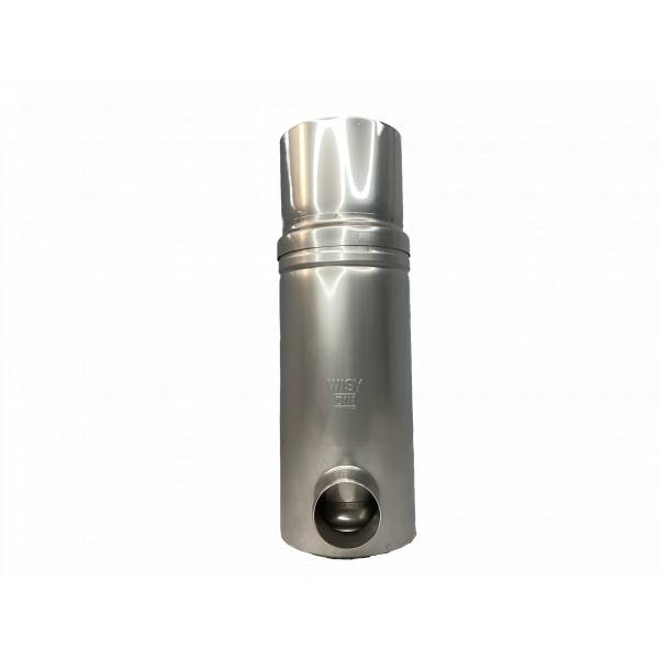 Downapout Rainwater Prefilter stainless steel
