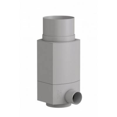 Wisy Downspout Rainwater Filter Poly