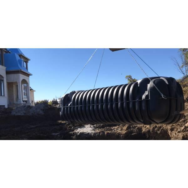 Lifting Rainwater Harvesting Tank