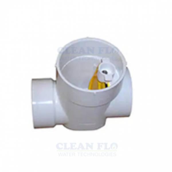 Rainwater Harvesting Backwater valve