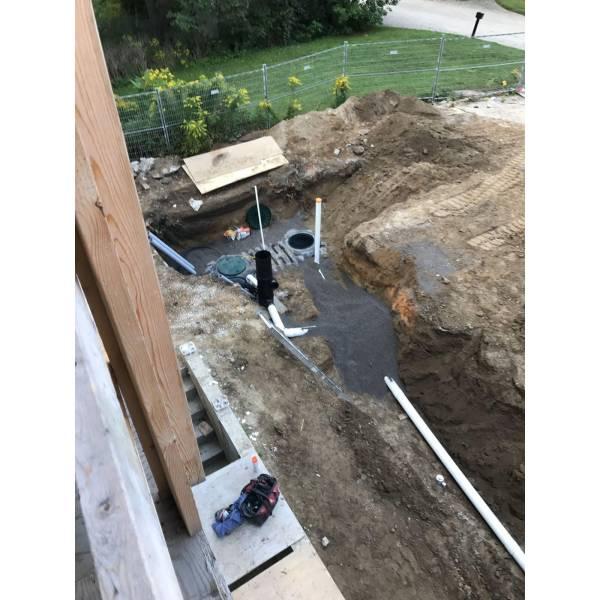 rainwater wisy vortex installed
