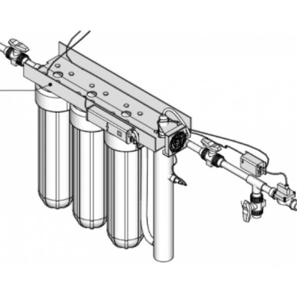 potable rainwater UV system victoria bc , vancouver, calgary, toronto