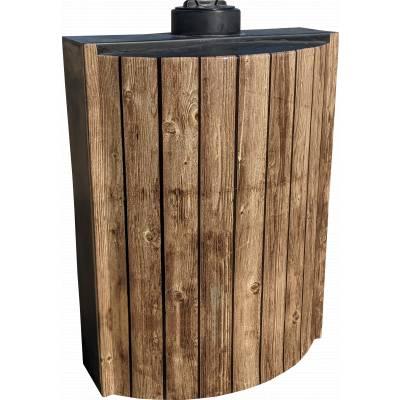 faux rain barrel canada - free shipping